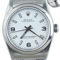 Rolex Oyster Perpetual 31 Steel 31mm White Arabic numerals United States of America, New York, Smithtown