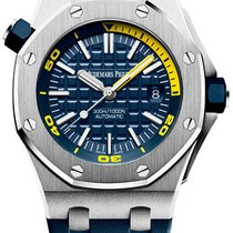 Audemars Piguet Royal Oak Offshore Diver 15710ST.OO.A027CA.01 2019 pre-owned