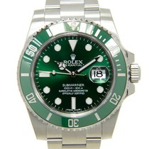 Rolex Submariner Date new Automatic Watch with original box and original papers 116610LV