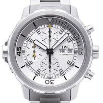 IWC Aquatimer Chronograph Stahl 44mm Silber Keine Ziffern Deutschland, Bietigheim-Bissingen