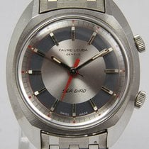 Favre-Leuba Acero 39mm Cuerda manual 53033