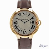 Cartier Ballon Bleu XL Rose Gold NEW