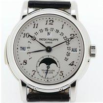 パテック・フィリップ 5016P Perpetual Calendar, Tourbillon, Minute Repeater