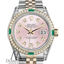 Rolex Lady-Datejust Or/Acier 26mm Rose
