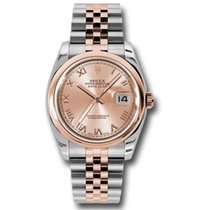 Rolex Datejust 116201 chrj new