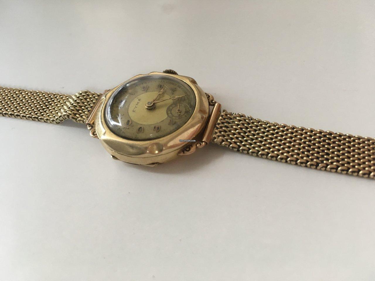 ae5eadf0394de4 Zegarki Cyma - Wszystkie ceny dla zegarków Cyma na Chrono24