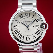 Cartier W69012Z4 Ballon Bleu Automatic SS 42MM (27087)