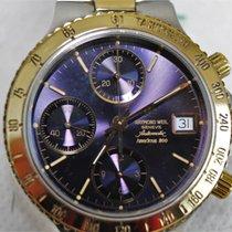 Raymond Weil amadeus 200 crono automatico acciaio-oro 1997...