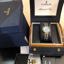 Corum Gold/Steel 28mm Quartz Admiral's Cup (submodel) pre-owned