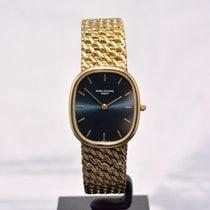 Patek Philippe Golden Ellipse / Box & Papers / Warranty