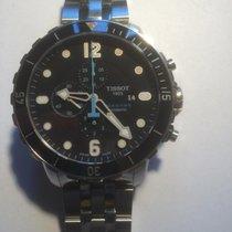 Tissot Seastar 1000 Chronograph 48mm Stahl Schwarz (Automatik,...