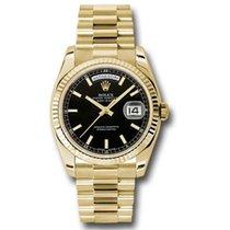 Rolex Day-Date 36 118238 bksp new