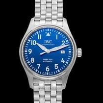 IWC IW327014 Steel Pilot Mark 40.00mm new United States of America, California, San Mateo