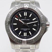 Breitling Chronomat Colt neu 2020 Automatik Uhr mit Original-Box und Original-Papieren A17388101B1A1