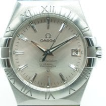 Omega Constellation Co axial Automatic 38mm Stainless Steel