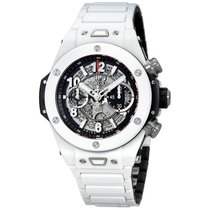 Hublot Big Bang Unico White Ceramic Bracelet