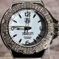 TAG Heuer Formula 1 Diver - 120 Diamonds wc12150