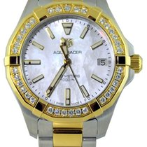 TAG Heuer Aquaracer Lady new 32mm Gold/Steel