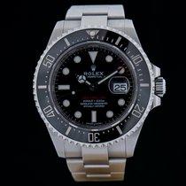 Rolex Sea-Dweller Single Red MK I, Ref. 126600, Full Set, LC100