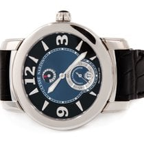 Ulysse Nardin Macho Palladium 950 Palladium 43mm Blue No numerals