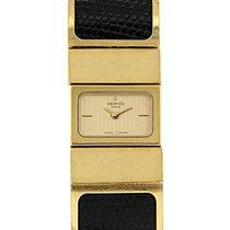 Hermès gebraucht Quarz Saphirglas
