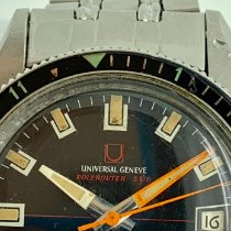 Universal Genève Polerouter Steel United States of America, Florida, Miami