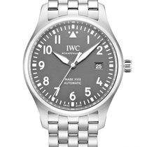 IWC Pilot Mark новые 2019 Автоподзавод Часы с оригинальными документами и коробкой IW327015
