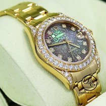 Rolex Pearlmaster Yellow gold 34mm Mother of pearl United States of America, Florida, Boca Raton