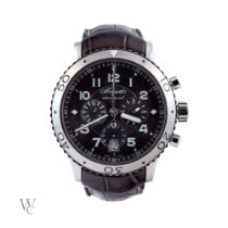 Breguet Type XX - XXI - XXII pre-owned 42mm Steel