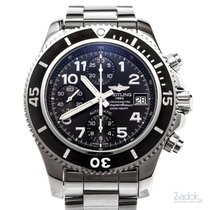 Breitling Superocean II 42 pre-owned 42mm Steel