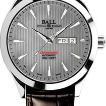 Ball Engineer II Chronometer Red Label Steel 43mm Grey No numerals