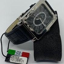 Officina del Tempo Acier 30mm Quartz OTD014/01N nouveau