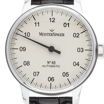 Meistersinger Steel 43mm Automatic AM 903 new