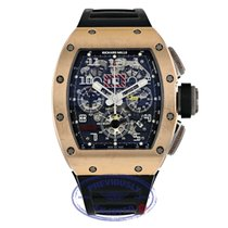 Richard Mille RM011 Or rose 2014 RM 011 50mm occasion