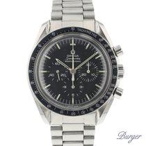 Omega Speedmaster Professional Moonwatch Acero 40mm Negro Sin cifras
