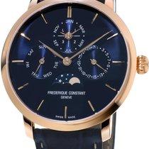 Frederique Constant Manufacture Slimline Perpetual Calendar 775N4S4 new