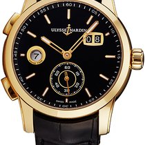 Ulysse Nardin Dual Time 3346126-92 new