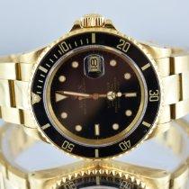 Rolex Submariner Date 16808 1985 gebraucht