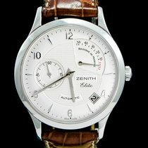 Zenith Elite Power Reserve 03.1125.685 2008 rabljen