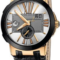 Ulysse Nardin Executive Dual Time 246-00-5/421 pre-owned