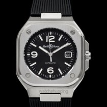 Bell & Ross BR 05 Steel 40mm Black United States of America, California, Burlingame