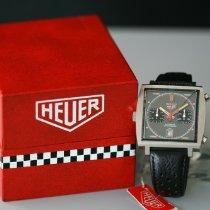 Heuer Steel 40mm Automatic 1133 B new