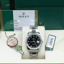 Rolex Oyster Perpetual Date Steel 34mm Black United States of America, California, San Diego