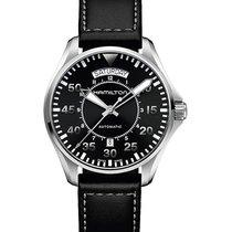 Hamilton Khaki Pilot Day Date H64615735 nouveau