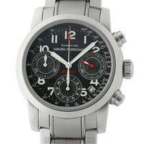 Girard Perregaux Ferrari Steel 40mm Arabic numerals United States of America, New York, New York