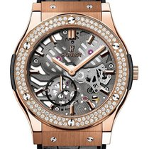 Hublot Classic Fusion Ultra-Thin Skeleton 42mm
