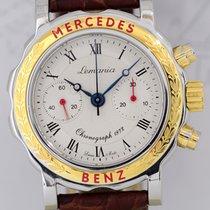 andere Marken Mercedes Benz Chronograph Handaufzug Lémania...