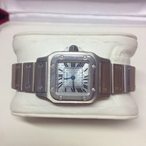 Cartier Santos Gallee W20064D6 - Box & Papers 2002
