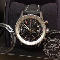 Breitling Navitimer World A24322 - Box & Papers 2015