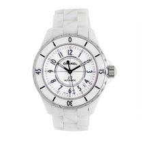 Chanel J12 White Ceramic Automatic   Watch